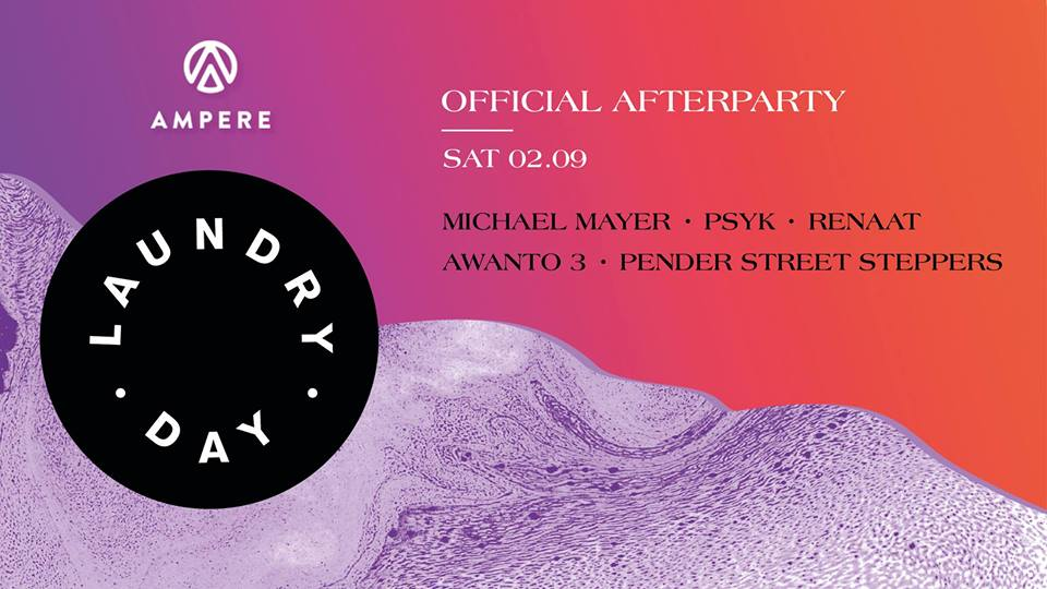 Laundry Day After Party Ampere