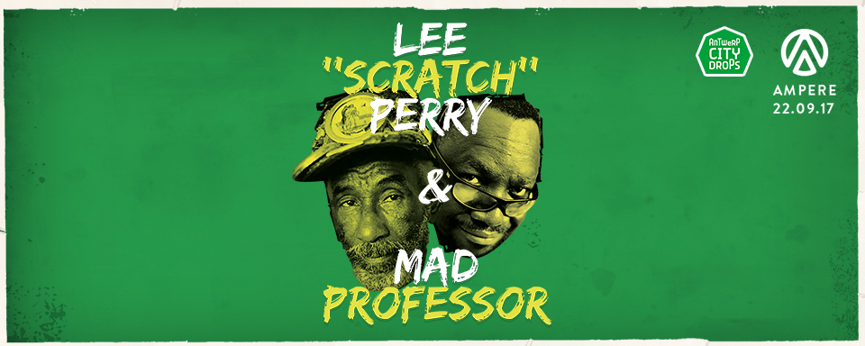 Lee Scratch Perry Mad Professor Ampere