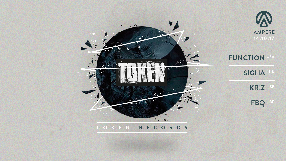 token records label night ampere antwerp event venue