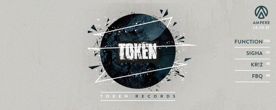 token records label night ampere antwerp event venue